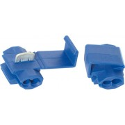 Conector 2 fire albastru 1,5-2,5mm2