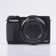 Canon Powershot G1X Mark II Digitale Camera - Zwart