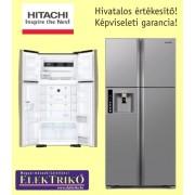 Hitachi R-W660PRU3 (INX) felülfagyasztós 4 ajtós-Full No-Frost hűtőszekrény