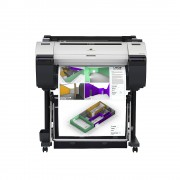 Plotter, CANON imagePROGRAF iPF670, Ink + Printer Stand ST-27 (9854B003AB_1255B023BA)