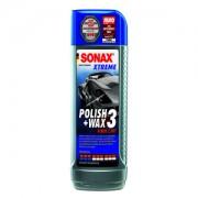 Sonax XTREME Polish+Wax 3 Hybrid NPT 500 Millilitres Can