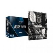 Дънна платка ASRock B365 Pro4, B365, LGA1151, DDR4, PCI-E(HDMI&D-Sub&DVI-D)(CF), 2x M.2 слот, 6x Sata 6 Gb/s, 1x Type-C, ATX