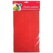 Carton ondulat colorat Daco 5 buc/set