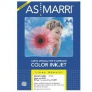 > VINILE INKJET A3 ADESIVO BIANCO PERMANENTE 50fg 8137 MARRI (unit