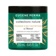Eugene Perma Masque 4 en 1 Nutrition Abricot Collections Nature Eugène Perma 250ml