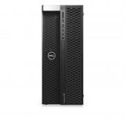 Precision 5820 Intel® Xeon® W-2123 16 Go DDR4-SDRAM 512 Go SSD Noir Tour Station de travail