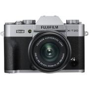 Fujifilm X-T20 Silver / XC15-45mm Kit EE