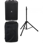 JBL Eon One Compact Stand Bundle