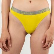 Calvin Klein Thong Yellow