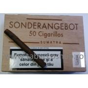 Tigari de foi Sonderangebot Sumatra Cigarillos