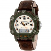 Reloj Timex Expedition T49969-Verde Con Marrón
