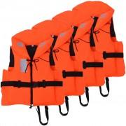 vidaXL Auxiliares de flutuação 4 pcs 100 N 40-60 kg