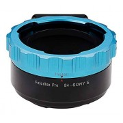 """Fotodiox Pro Lens Mount Adapter, B4 (2/3"""") Lens to Sony E-mount Mirrorless Camera such as Alpha a7 & NEX-5"""
