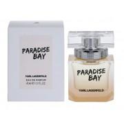 KARL LAGERFELD PARADISE BAY FEMME EDP 45ML VAPORIZADOR