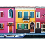 Puzzle Ravensburger - Burano, 1.000 piese (19865)