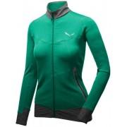 Salewa Pedroc PTC - giacca in pile - donna - Green