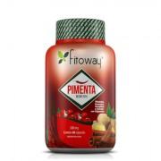 Pimenta Fitoway 60 Cáps (Thermogenico Pimenta + Gengibre + C