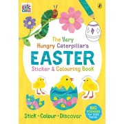 Very Hungry Caterpillar's Easter Sticker and Colouring Book, Paperback/Eric Carle