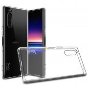 Capa de TPU Imak UX-5 para Sony Xperia 5 - Transparente