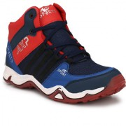 Shoe Rider Men's Red Running Shoes