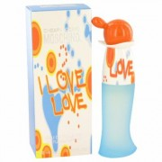 I Love Love For Women By Moschino Eau De Toilette Spray 1 Oz
