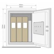 Protipožiarny nábytkový sejf X-Large YFM 520 FG2 Yale