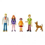 Hanna-Barbera Scoobydoo Mystery Mates Figure 5 Packs Mystery Solving Crew