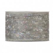 Szalag ezüst szivárványos 63mmx10m