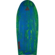 Wave Skater Bodyboard Wave Skater Chimaera Barracuda (Navy/Lime)
