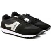 Unistar 602-R Walking Shoes For Men(Black, White)
