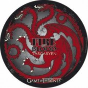 Mouse Pad AbyStyle Game of Thrones House Targaryen