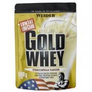 WEIDER Gold Whey milk chocolate sáček 500 g