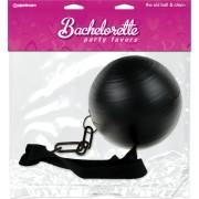 Bachelorette Party Ball and Chain - palla da carcerato