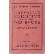 L'humanité primitive dans la région des Eyzies - capitan - Livre