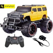 Zest 4 Toyz Off Roading Monster Racing H2 Hummer Scale 1:16 Toy Car