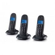 TELEF. INALAMBRICO DECT DIGITAL MOTOROLA C1003LB+