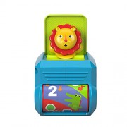 Fisher-Price Spin 'n Surprise Lion Toy Playset