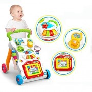 Toy Arena My First Step Baby Activity Play Center Muntifunctional Musica Toy Kids Sit, Stand, Walk, Excerise (Adult Interaction Required)