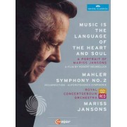 Video Delta Mariss Jansons - Music is the language of the heart and soul - DVD