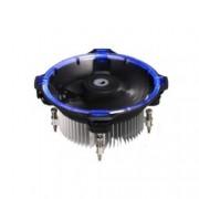 Охлаждане за процесор ID-Cooling DK-03 Halo Intel Blue, съвместимост с LGA1150/1151/1155/1156, синя подсветка