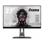 IIYAMA G-MASTER GB2730QSU-B1 Monitor Piatto per Pc 27'' Wide Quad Hd Opaco Nero