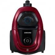 Прахосмукачка без торба Samsung VC07M31A0HP/GE, Vacuum Cleaner, Power 700W, 80 dB, цвят вишна