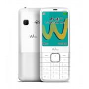 "Wiko RIFF 3 PLUS BLANCO - Telefono Movil 1,8"""