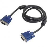 VGA 15 Pin to VGA 15 Pin Male Cable 1.5 M for TFT LCD LED Monitor