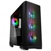 CASE, BITFENIX NOVA ARGB MESH Black /no PSU/ (BFC-NVM-300-KKGSK-4A)