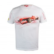 Мъжка тениска PUMA FERRARI SF GRAPHIC TEE - 761469-03