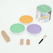 PanPastel Parelmoer set Groen / Violet / Oranje
