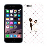 Husa iPhone 6 iPhone 6S Silicon Gel Tpu Model For Life
