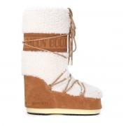 Moon Boot Stivale da neve Moon Boot Wool in in pelle scamosciata e montone