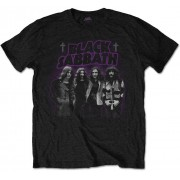 T-Shirt BLACK SABBATH Masters of Reality Preta M
